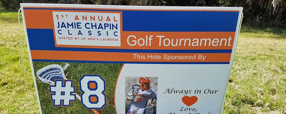 Gators Gearing Up for Chapin Benefit