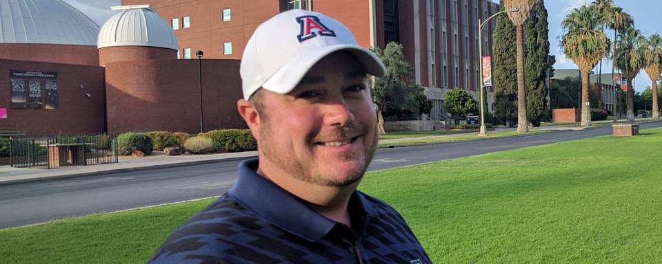 Blamey Named Coach at Arizona