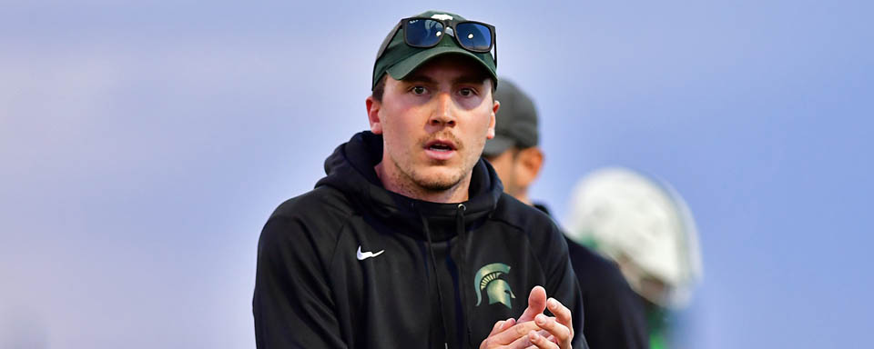 MSU's Holding Named Coach of Year