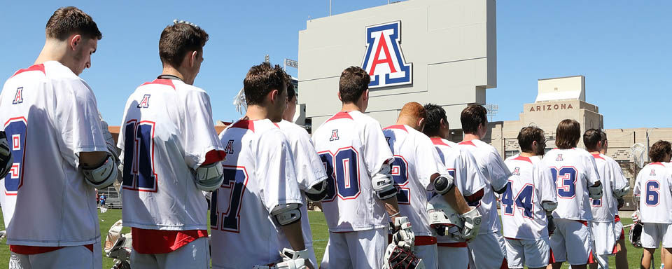 Arizona Discloses Fall Roster