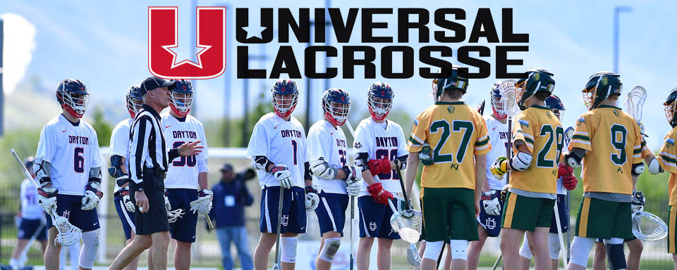 MCLA Re-Ups with Universal Lacrosse