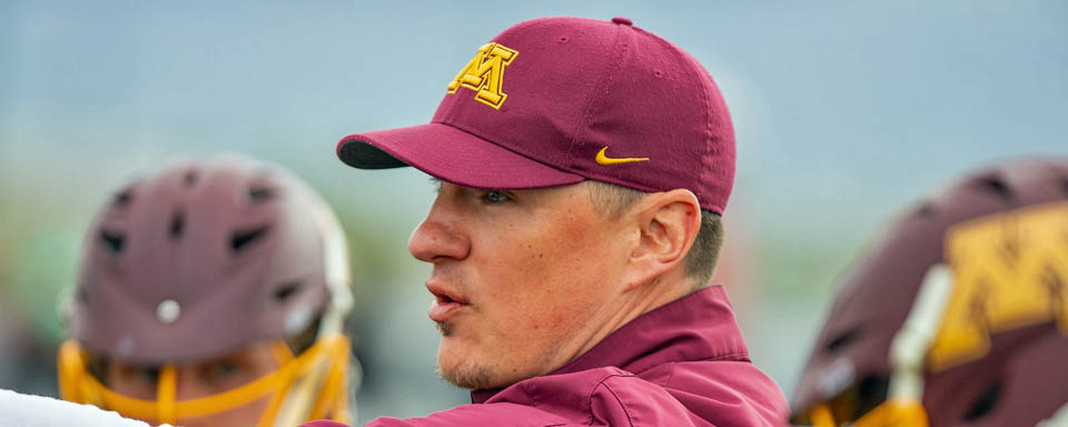 Limpert Steps Aside at Minnesota