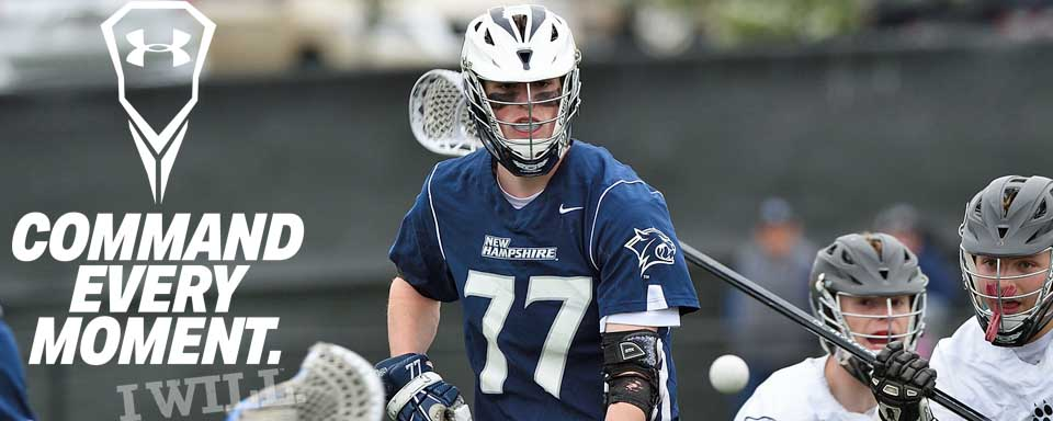 UNH's Stanton Has Command Performance