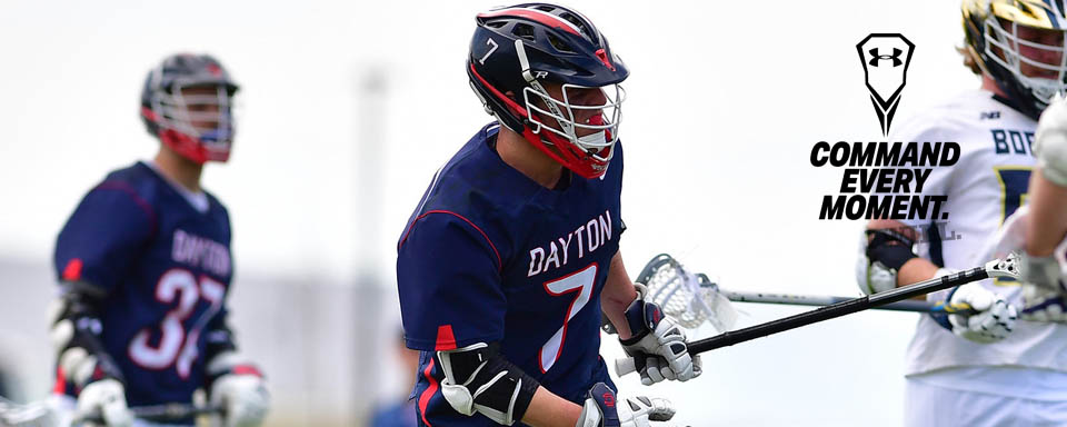 Dayton's White Has Command Performance