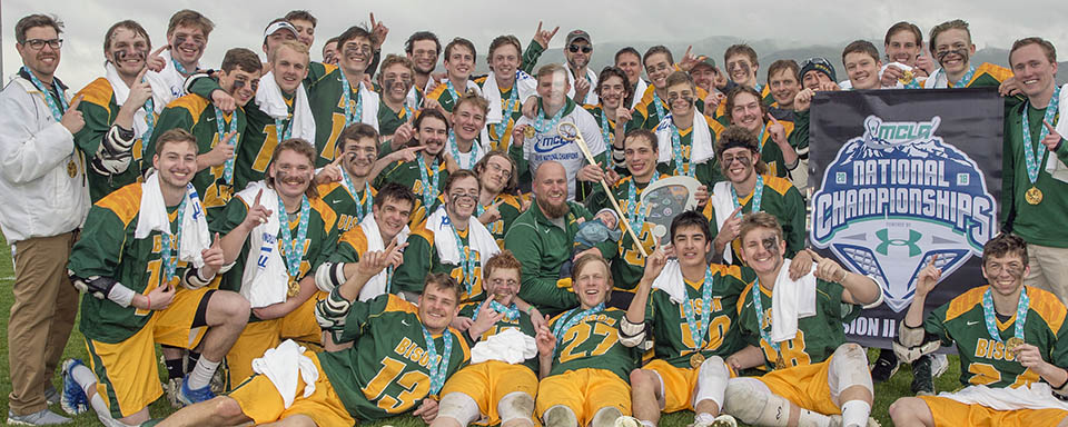Bison Win Title in Double OT