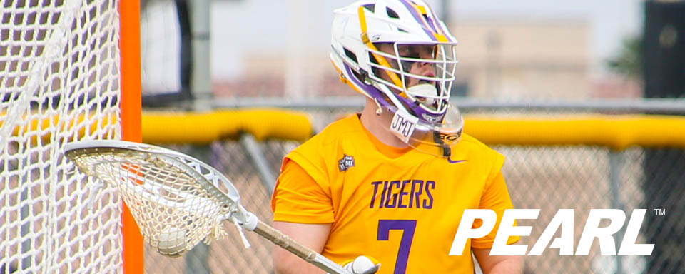 LSU's Hinyub is Goalie of Week
