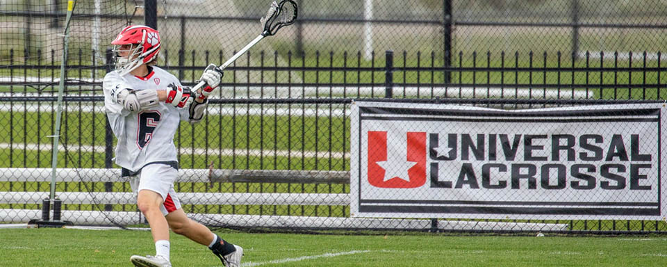 Universal Lacrosse Returns as Sponsor