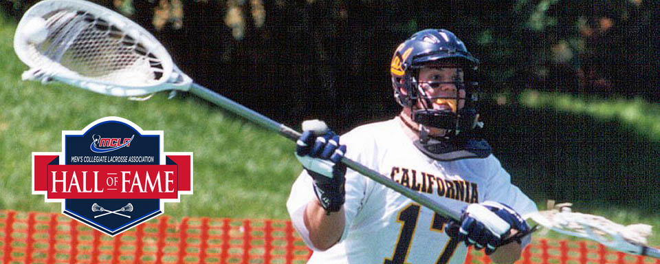 #MCLAHOF19: Rob Warner, Cal-Berkeley