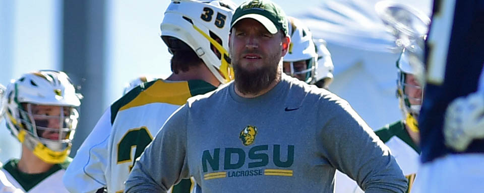 NDSU's Bosh Named Coach of Year