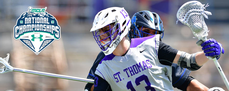 St. Thomas Leads MCLA Division II Bracket