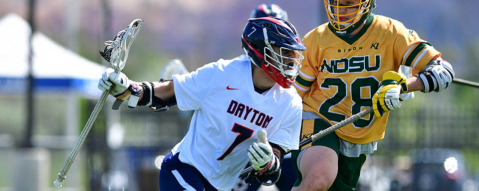 Dayton Holds Off NDSU