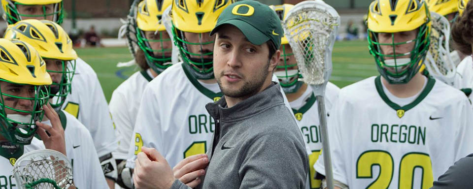 McCaine New Oregon Head Coach