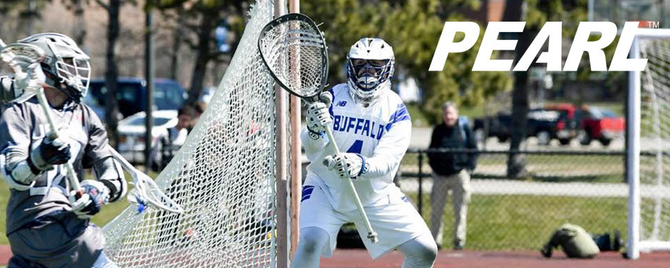 Buffalo's Touhy is PEARL Goalie of Week