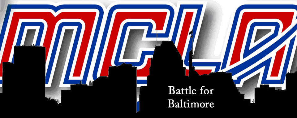 Battle for Baltimore Starts Friday
