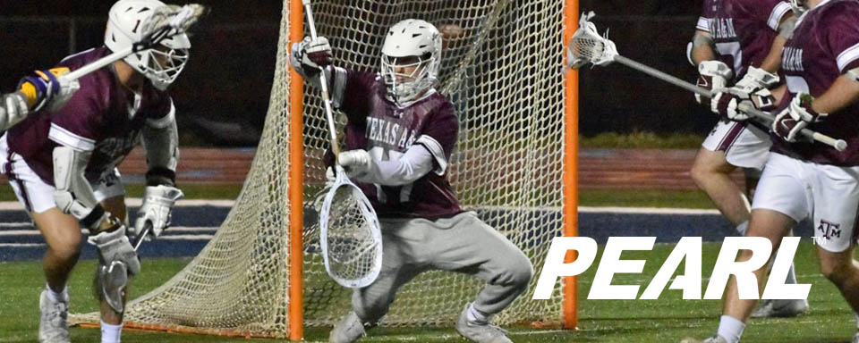 A&M's Kroslowitz is PEARL Goalie of Week