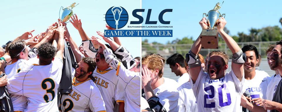 SLC Unveils Game of the Week Sked