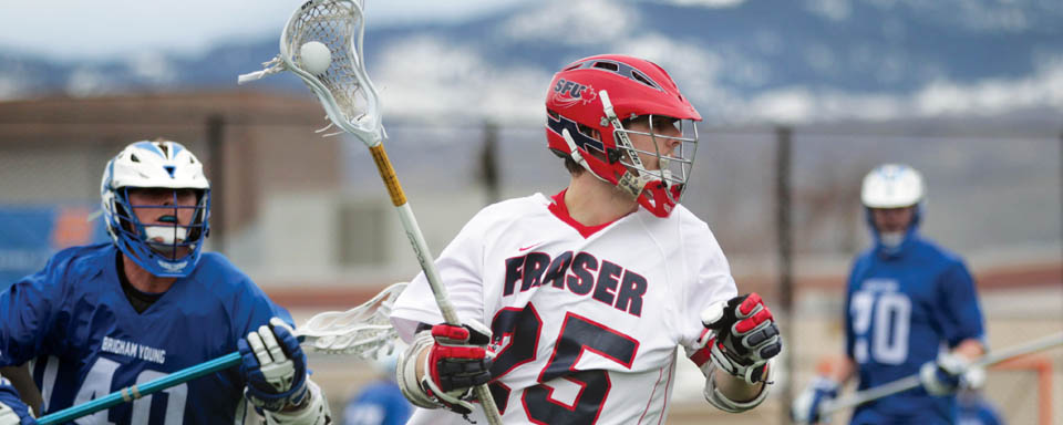 Fraser's Clare Makes NLL Roster