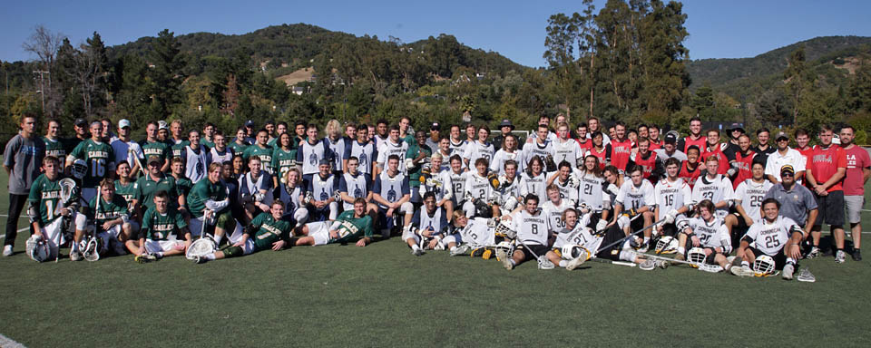 Lacrosse Showcase a Huge Success
