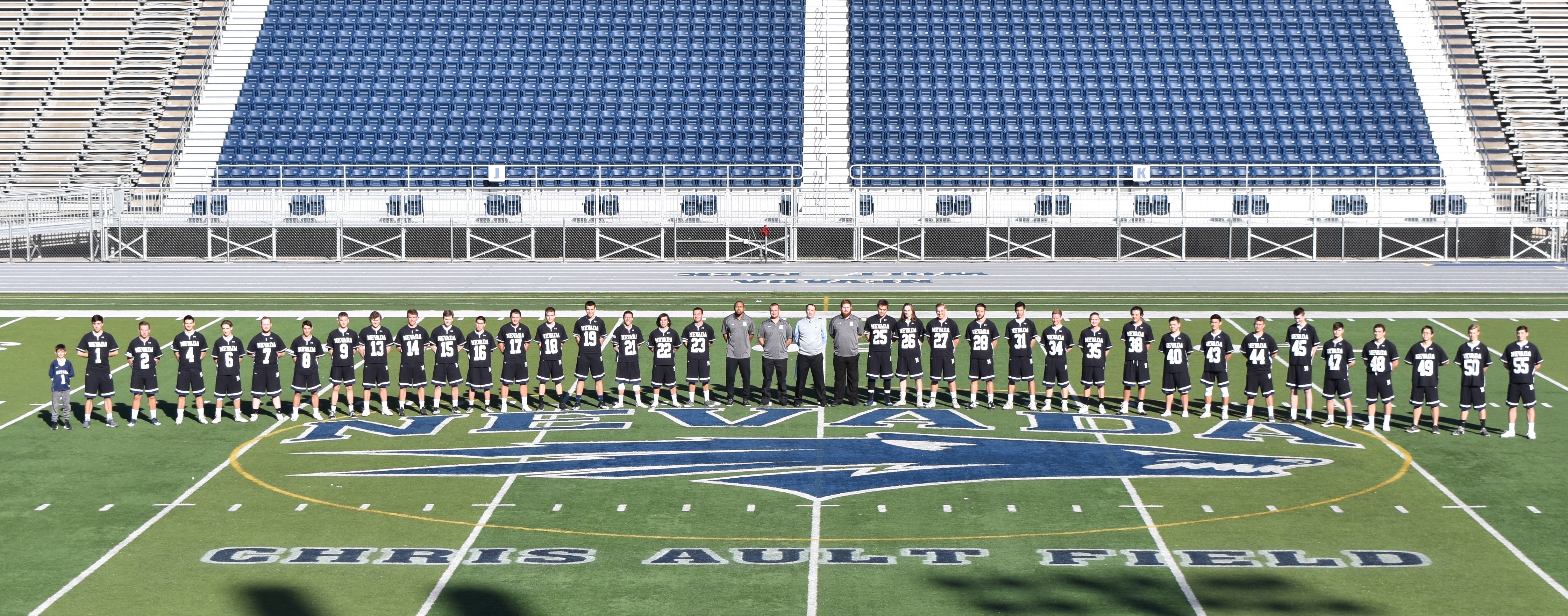 Nevada Wolf Pack Roster Mcla